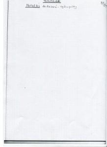 Notatki z kazań