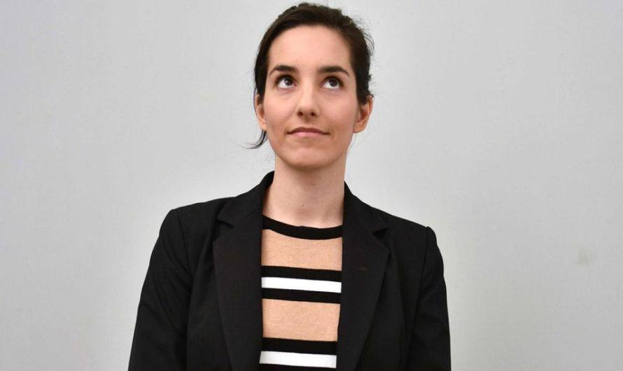 [Portrait] Gabrielle Siry, porte-parole du Parti Socialiste.