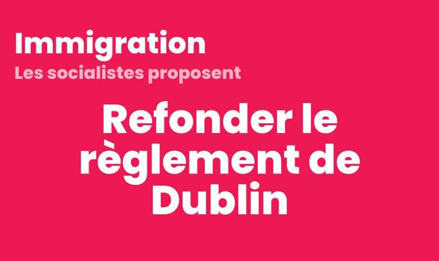 Repenser les politiques migratoires : les propositions du Parti socialiste