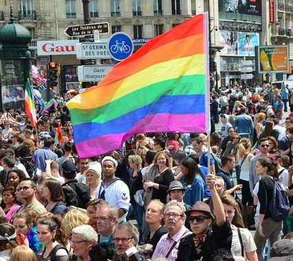 Droits LGBTQI+ : l'égalité et la solidarité contre les haines et les violences !