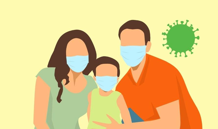 [COMMUNIQUE DE PRESSE] Des masques pour nos enfants