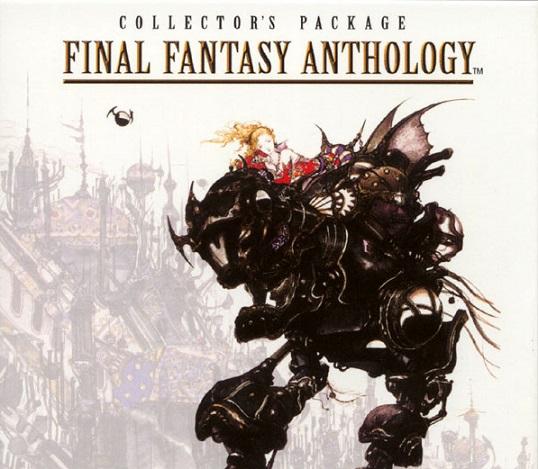 Final Fantasy Anthology - Final Fantasy V