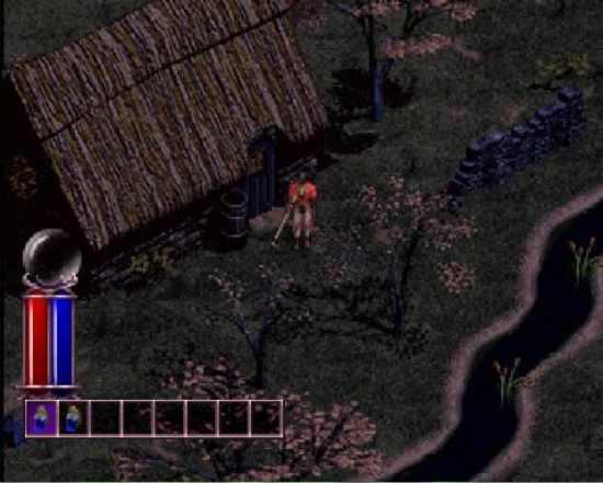 Diablo PS1 ROM #7