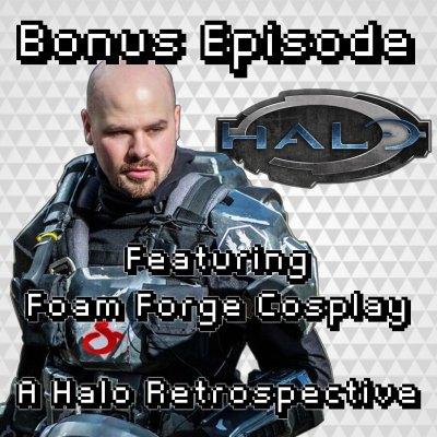 PS2J 206 Bonus – A Halo Retrospective featuring Foam Forge Cosplay