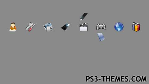 PS3 Themes » custom ps3 theme