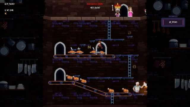 Castle Kong Review - 4