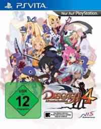Disgaea 4 A Promise Revisited
