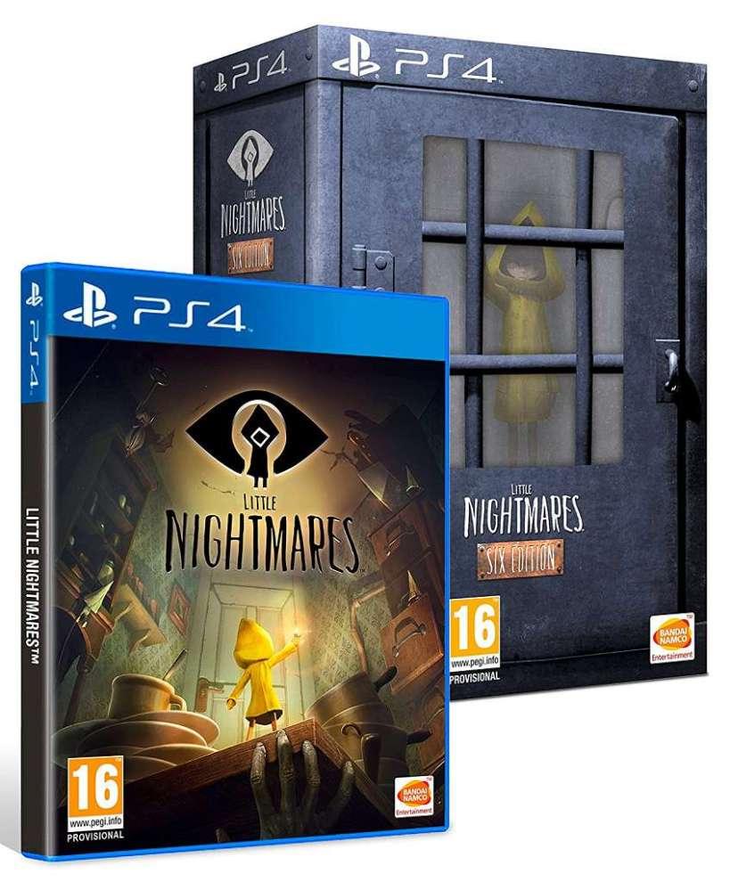 Little Nightmares - Six Edition (exkl. bei Amazon.de) - [Playstation 4]