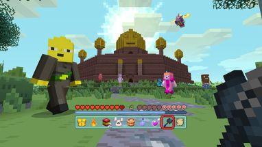 Mincraft_Adventure_Time_Screen_2