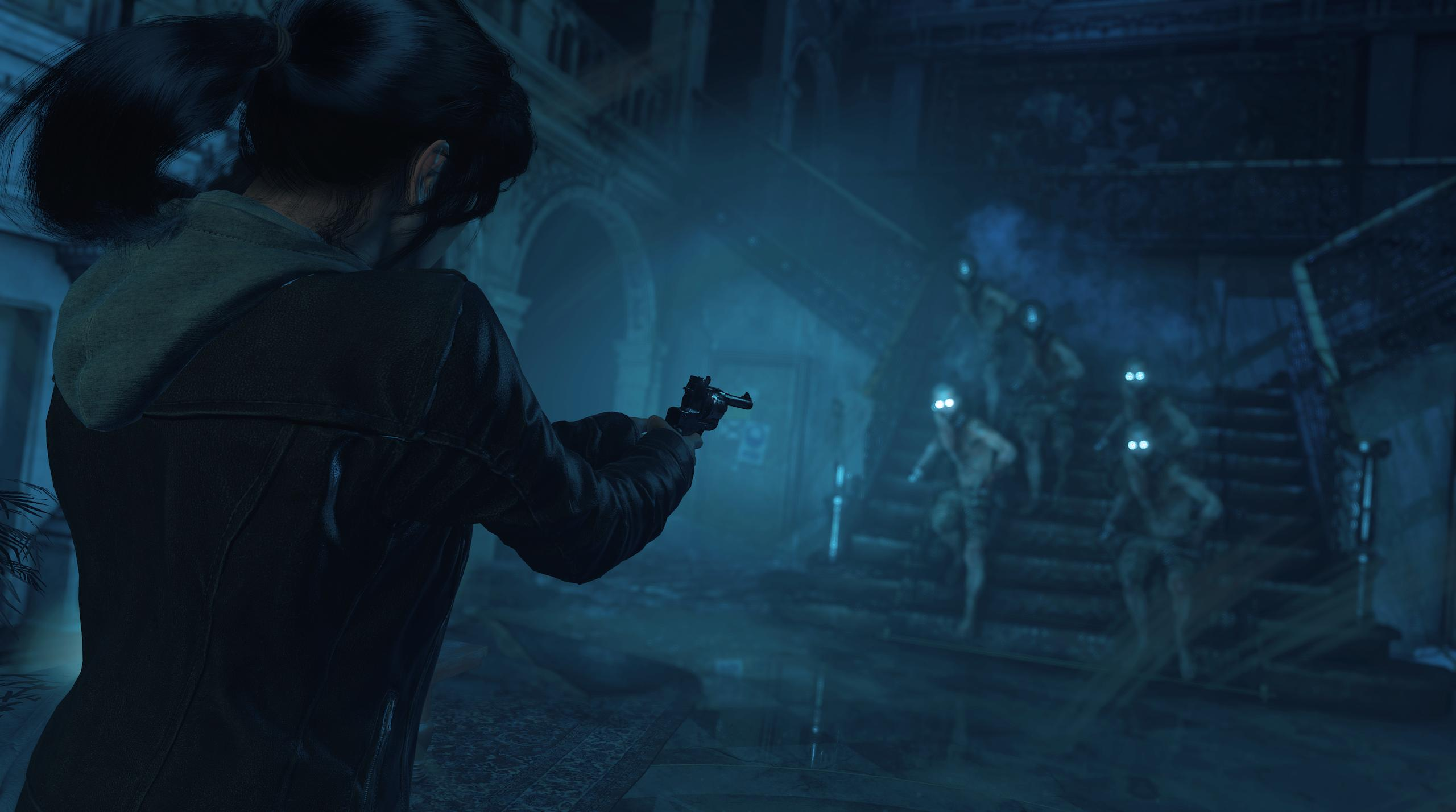 Image result for rise of the tomb raider lara's nightmare