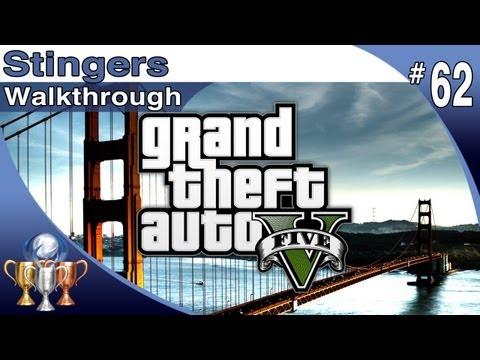 GTA 5 – Walkthrough Part 62 – Stingers – Start of Final
