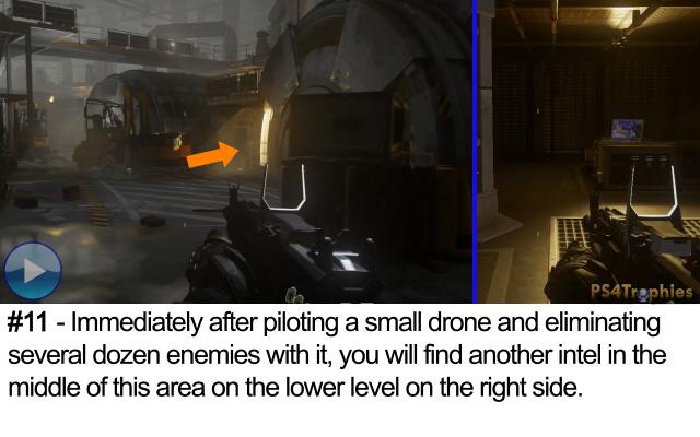 Call of Duty Advanced Warfare Collectible intel 11