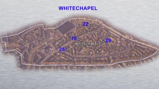 Whitechapel Secrets of London