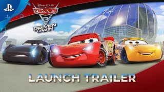 Cars 3 Driven To Win Launch Trailer Ps4 Ps3