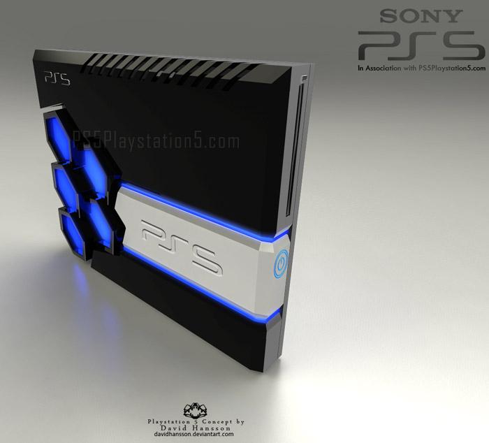 David Hansson Concept Design PS5