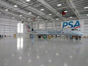 Psa Continues To Take Delivery Of Crj700 Aircraft Psa