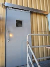 Sliding Door (Single) | PS Access Solutions
