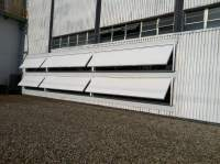 Louvers/Dampers