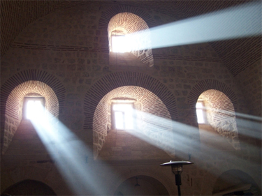 Mar Gabriel Monastery in Turkey, Taken by music group Psalters