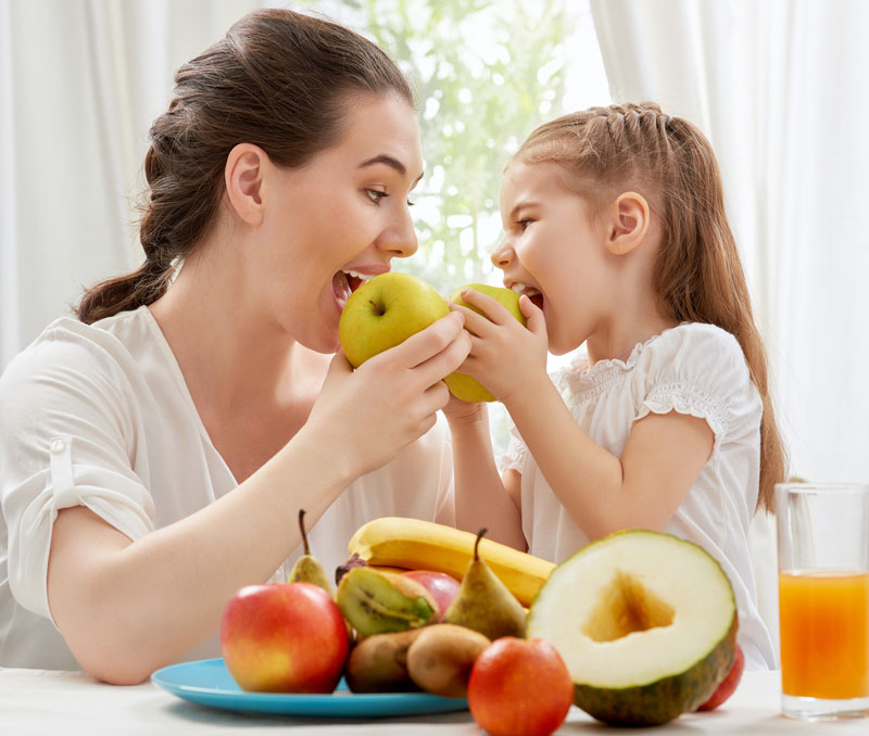 How to Teach Your Kids About Food to Make Healthy Choices