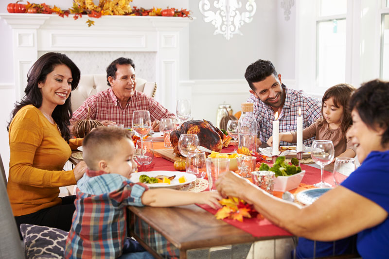 Share Your Family Traditions with Your Kids this Holiday Season