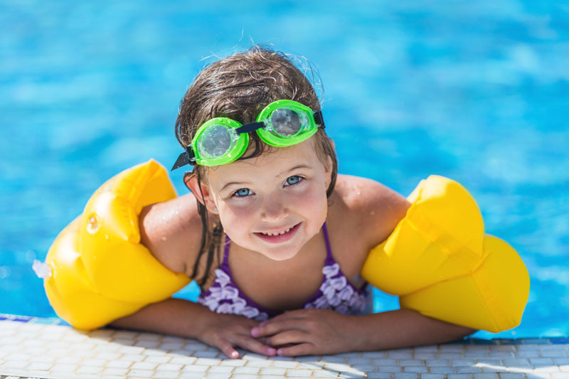 Check Out These Pool Safety Tips to Help Keep Your Kids Safe by the Water