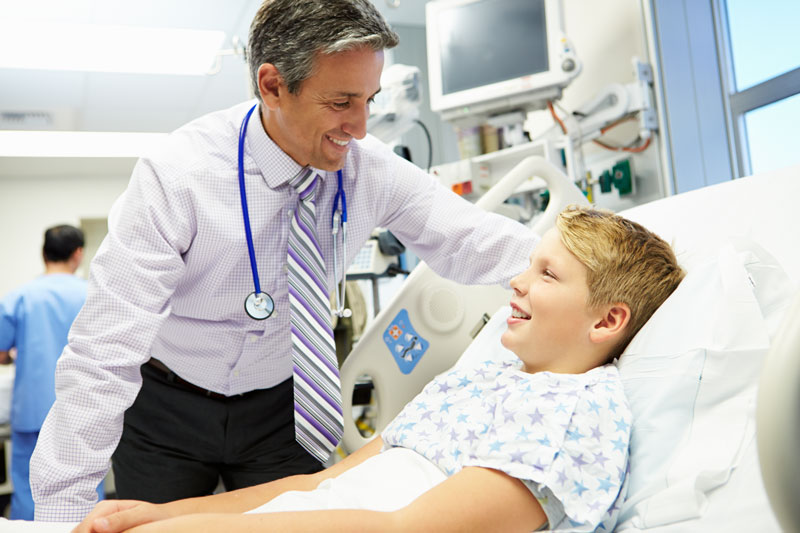 Child Undergoing Surgery? Find Out More About Anesthesia Before the Operation