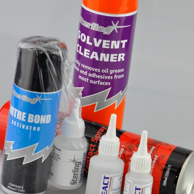 Contact Cement Spray Gun Kit