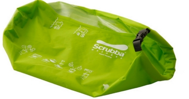 The Scrubba Wash Bag (Video Demo!)