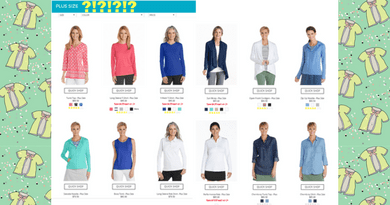 These Companies Who Can't Picture <b><u>YOU</b></u> in Their Clothes…