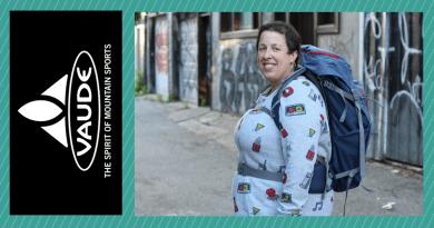 Vaude Asymmetric 42+8 Backpack