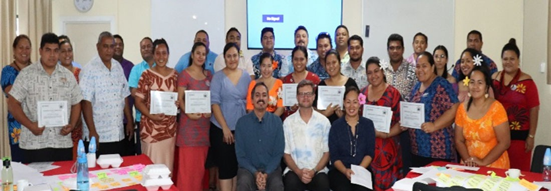 USAID climate ready project facilitates project preparation training for government and private sector