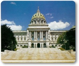 PA Capitol Building - New legislators