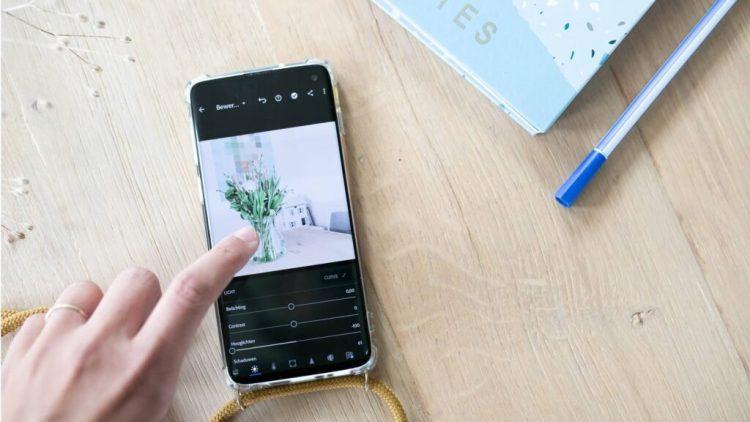 lightroom mobile fotos bewerken