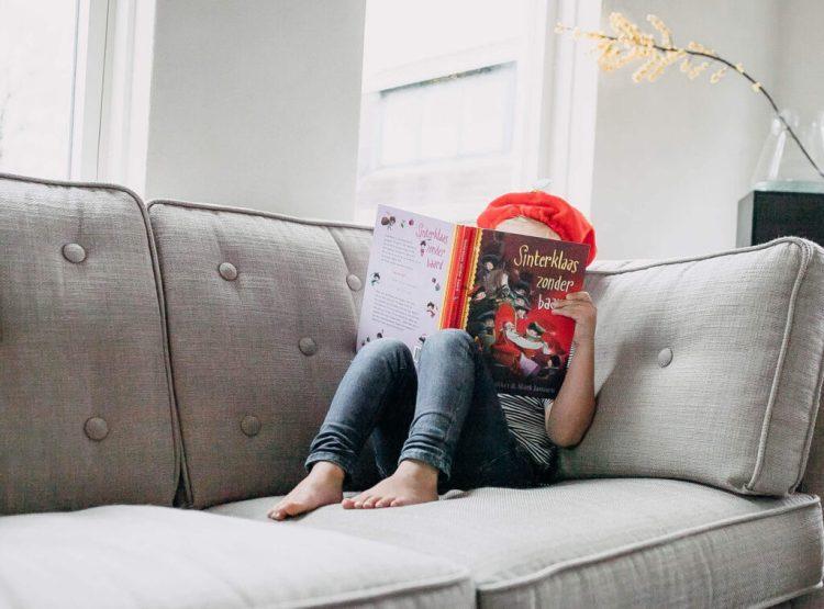 Sinterklaasboek voor kinderen