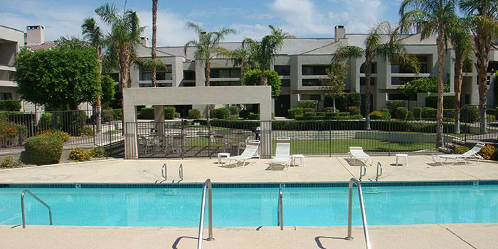 Village Racquet Club  Complex  Palm Springs Real Estate for Sale  Condos