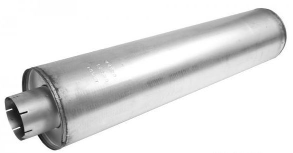 22920 muffler 10 body diamter 5 id inlet and outlet donaldson m 100465 grand rock m 465