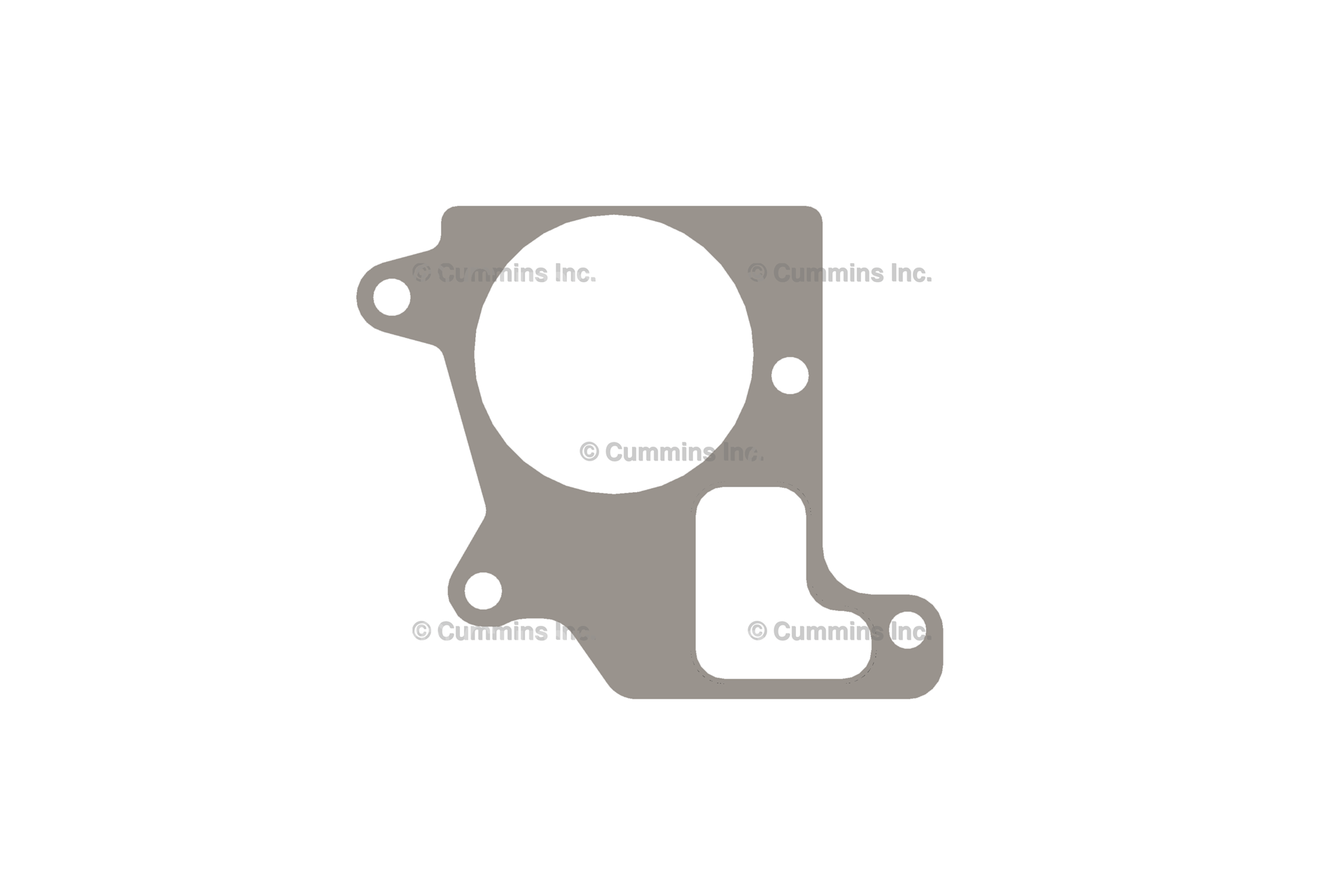 Thermostat Housing Cover Gasket