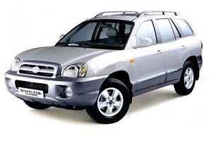 HYUNDAI SANTA FE' dal 2000