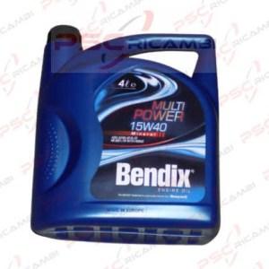 OLIO MOTORE 4L BENDIX MULTI POWER 15W-40