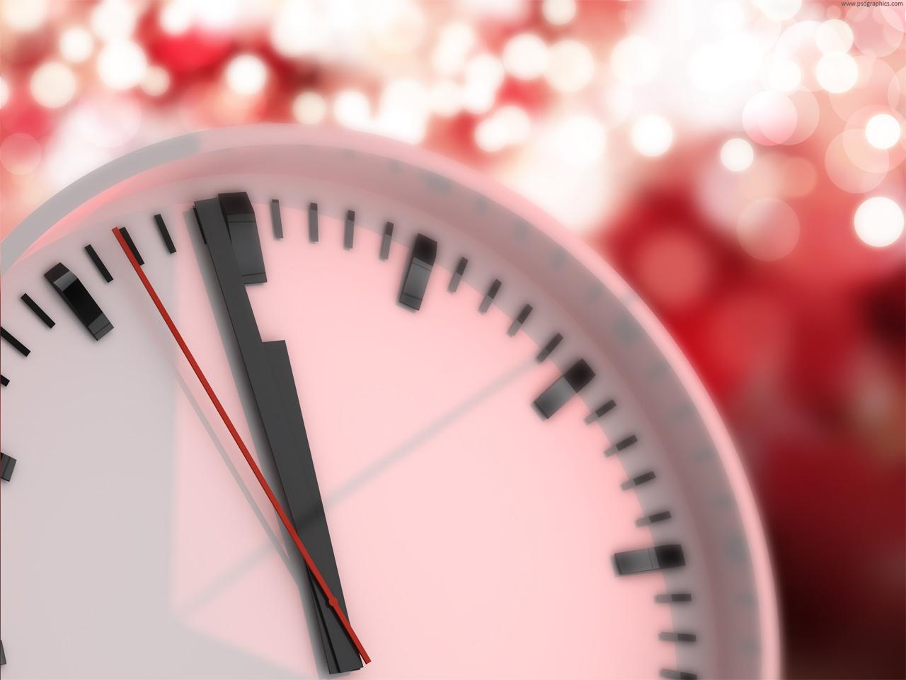 12 O Clock Happy New Year