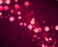 Colorful abstract lights background | PSDGraphics