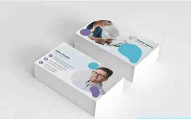 Business Card StartUp Agency Premium File Free Download