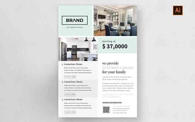 NS Corporate Real Estate Flyer Vol.1 Premium File Free Download