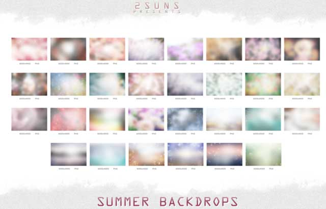Photo-Overlays-Summer-Backdrops-Free-Download-PSDLY