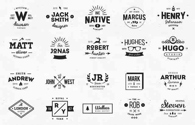 20-Vintage-Logos-and-Badges-Vol-01-Free-Download
