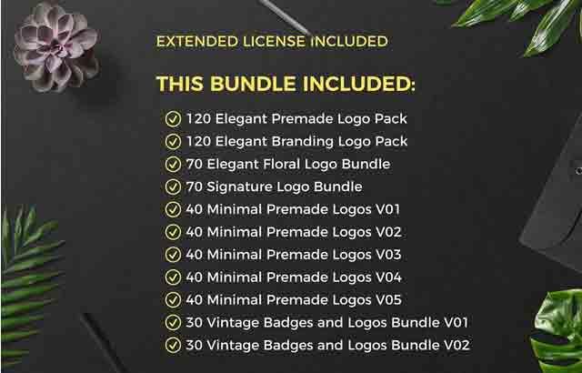 640-premade-logos-mega-bundle-download