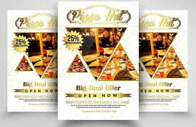 Restaurant Flyer Templates 2104256 Free Download