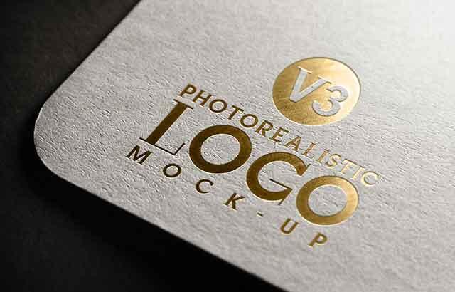 Best 20 Free PSD Logo Mockups For Freelancer 2019 7