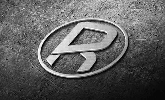 Free 3D Realistic Steel Logo Mark Mockup PSD 768x461 1